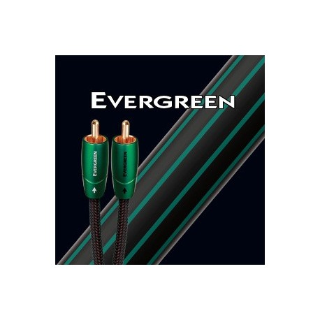 AUDIOQUEST EVERGREEN CABLE MODULATION RCA 1M