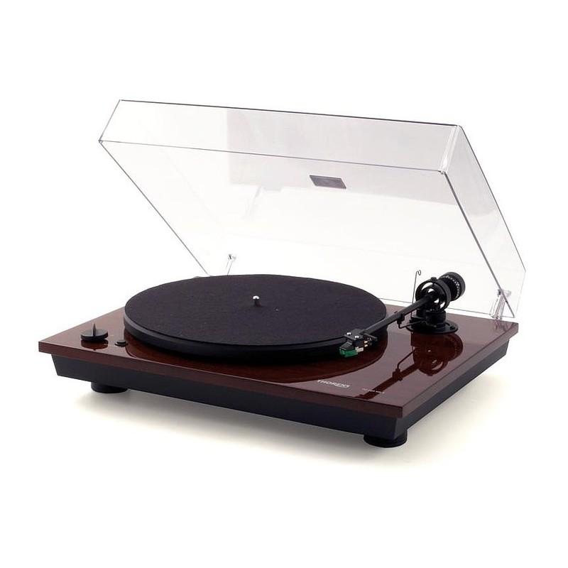 thorens td295 mkiv platine td avec cellule audiotechnica. Black Bedroom Furniture Sets. Home Design Ideas