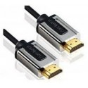 profigold prol1202 cable hdmi hdmi 2 metres haute performance 1.4 high speed avec ethernet
