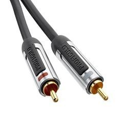 profigold proa4202 cable modulation / 2rca /2rca 2 metres