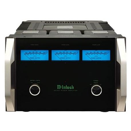 mc intosh mc303 ampli 3 canaux 3x300w symetrique et asymetrique