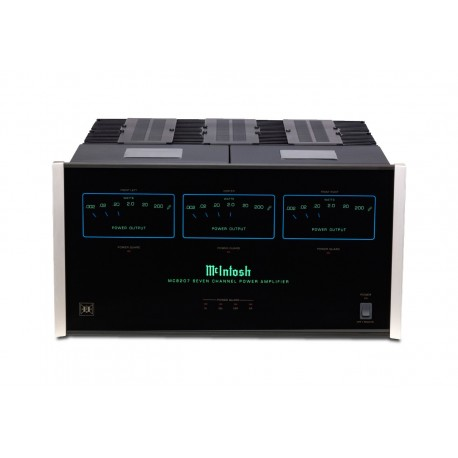 mc intosh mc8207 ampli de puissance 7x200w