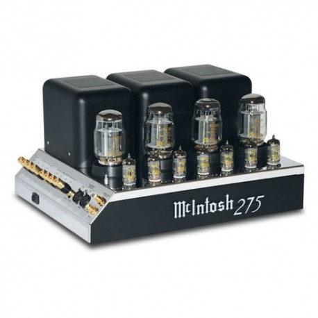mc intosh mc275/v6 ampli stereo à tubes 2x75w