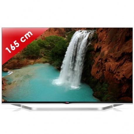 lg 65lb730v ecran led 200hs 165cm 3d