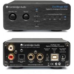 cambridge audio dacmagic 100 convertisseur numerique analogique