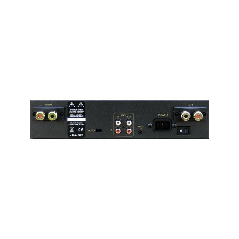 atoll ma100 amplificateur de puissance atoll amplis de puissance haut de gamme. Black Bedroom Furniture Sets. Home Design Ideas