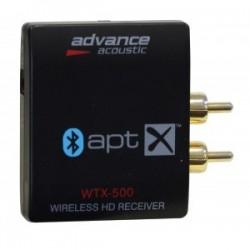 ADVANCE ACOUSTIC WTX 500 ADAPTATEUR BLUETOOTH