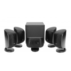BW MT50 NOIR PACK HOME CINEMA