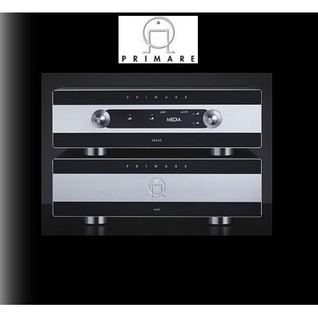 PRIMARE préampli PRE60 + ampli de puissance A60 + NP5 PRIMARE