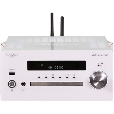 ADVANCE MY CONNECT 60 COMBINE AMPLI CD DAB LECTEUR RESEAU
