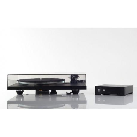 Rega Planar 6 + Neo PSU (sans cellule) platine vinyle + alimentation séparée