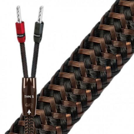 Audioquest StarQuad Type 5 Bananes cable prémontés