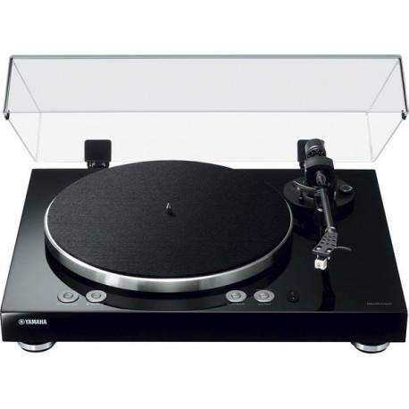 YAMAHA Platines vinyle hi-fi MUSICCAST VINYL 500 NOIR