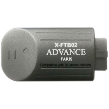 ADVANCE X-FTB02 ADAPTATEUR BLUETOOTH