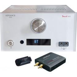 ADVANCE MY CONNECT AX1 BLANC Amplis hi-fi WiFi/Bluetooth