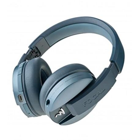 focal listen bleu wireless casque sans fils bluetooth + focal spark bleu offert