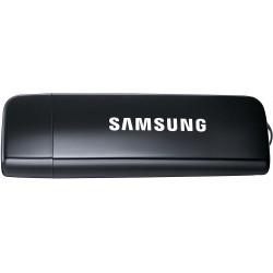 Samsung WIS12ABGNX/XEC Dongle Wi-Fi pour TV LCD/LED/Plasma/Lecteur Blu-ray/Home cinéma Adaptateur Wi-Fi via port USB 2.0
