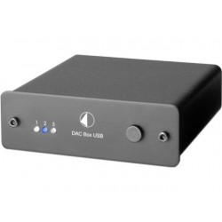 Pro-Ject Dac Box USB Noir convertisseur audio