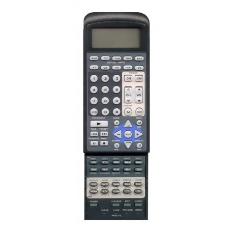 rotel rr1050 telecommande universelle