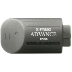ADVANCE ACOUSTIC X-FTB02 Récepteurs Bluetooth