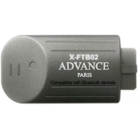 ADVANCE ACOUSTIC X-FTB02 Récepteurs Bluetooth