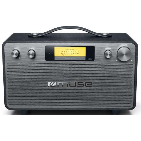 muse m670bt enceinte bluetooth stereo.bt.2x20w.aux.nfc.
