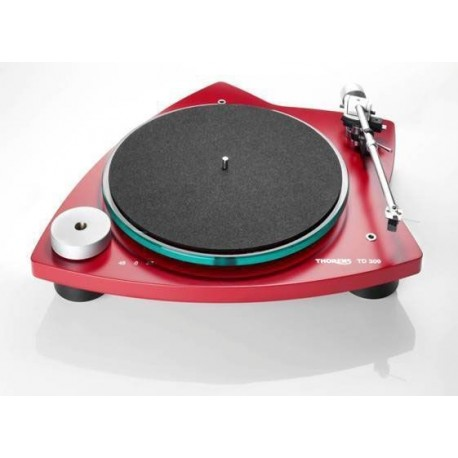 thorens td309 platine td cellule audiotechnica at95b