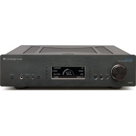 CAMBRIDGE AUDIO 851a AMPLIFICATEUR STEREO