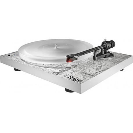 PROJECT DEBUT CARBON E SB 2M-RED THE BEATLES 1964 Platines vinyle hi-fi