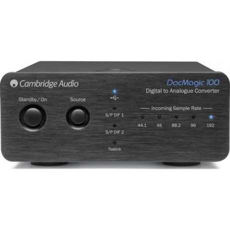 convertisseur cambridge audio dac 100