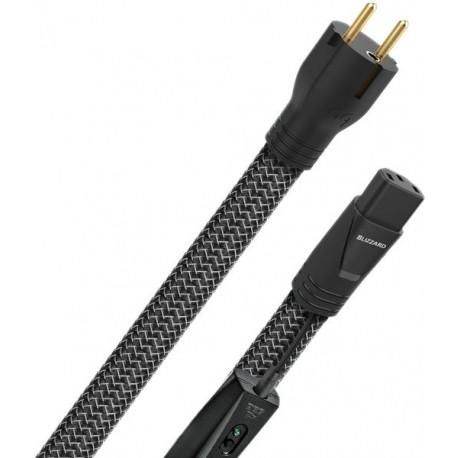 AUDIOQUEST BLIZZARD IEC C13 (2 M) cable secteur