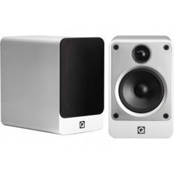 Q Acoustics Concept 20 blanc (la paire) Enceintes bibliothèque