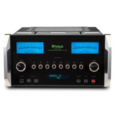 mc intosh ma8000 ampli preampl integre 2x300w
