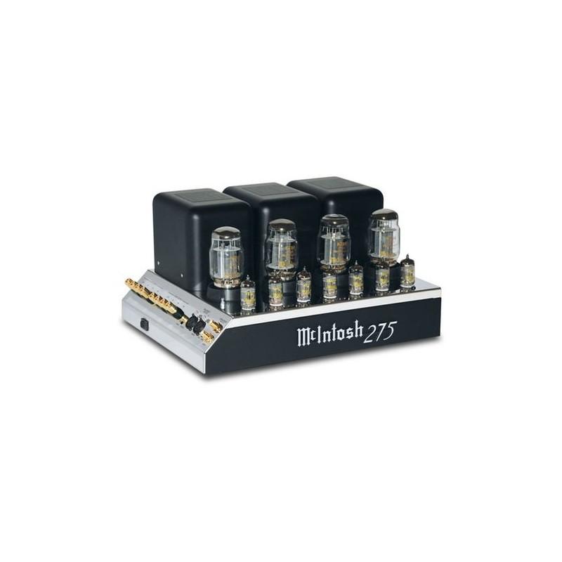 mc intosh mc275 v6 ampli stereo tubes 2x75w. Black Bedroom Furniture Sets. Home Design Ideas