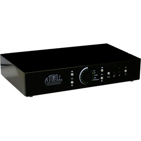 ATOLL IN 30 AMPLIFICATEUR STEREO NOIR LAQUE