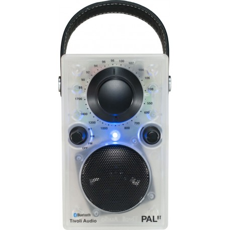 TIVOLI PAL BT GLO TRANSPARTENT RADIO