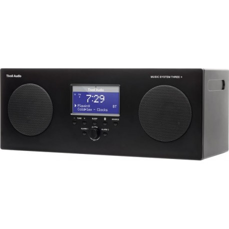 TIVOLI music system 3 + NOIR CHAINE PORTABLE