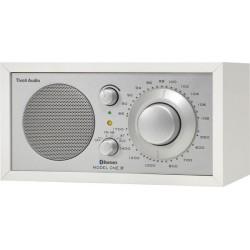 tivoli model one bt white/silver radio bluetooth