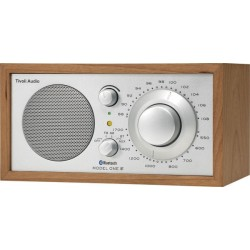 TIVOLI MODEL ONE BT CHERRY/SILVER RADIO BLUETOOTH