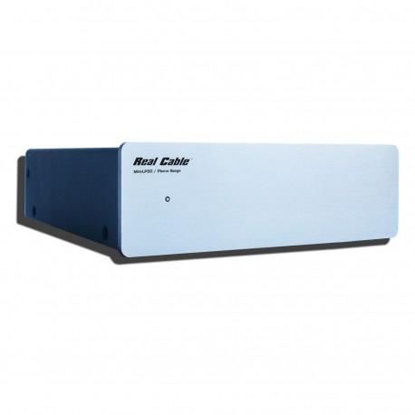 real cable mini lp50 préampli phono riaa