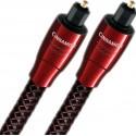 audioquest cinnamon optical toslink    câble numérique optique