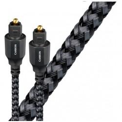 audioquest carbon optical toslink câble numérique optique
