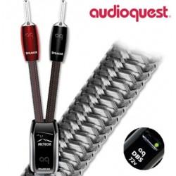 Audioquest Meteor Fourches ou bananes (la paire) câbles enceintes premontés