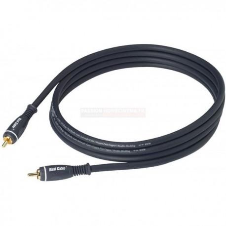 real cable ca101 câble rca rca caisson de grave