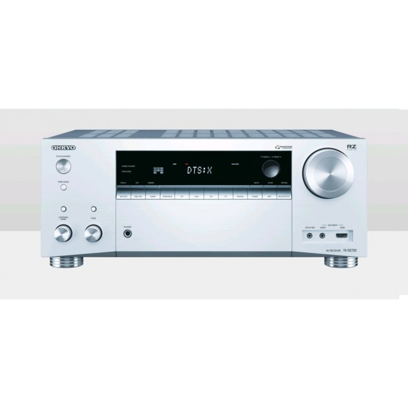onkyo tx rz720 ampli audio video 7 2 pour home cin ma. Black Bedroom Furniture Sets. Home Design Ideas