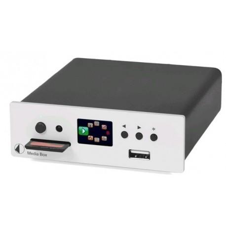 PROJECT MEDIA BOX S dac audio usb