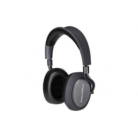 BW PX noir casque audio sans fil à réduction de bruit active