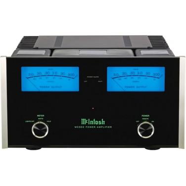 MC INTOSH MC302 AMPLI STEREO 2X300W - reprise client