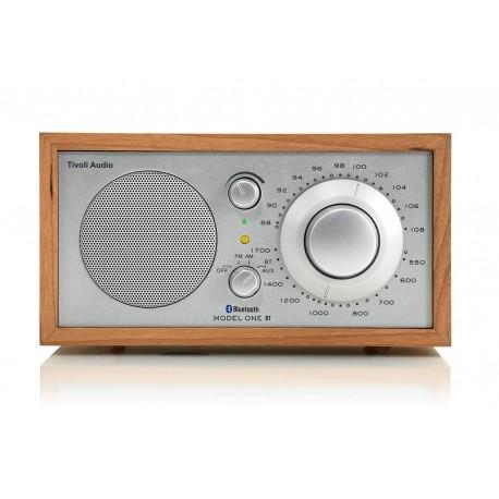 tivoli one classic beige /silver radio de table