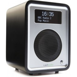 ruark audio R1MKIII radio de table noire